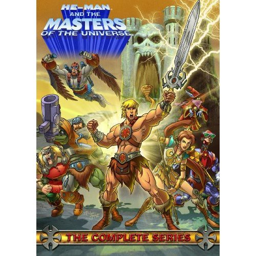 He-Man And The Masters Of The Universe: The Complete Series (Widescreen)