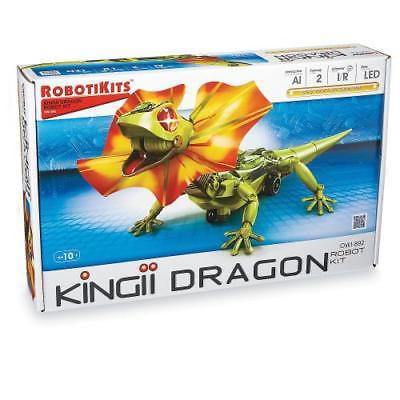 In-13730113 Kingii Dragon Robot Kit