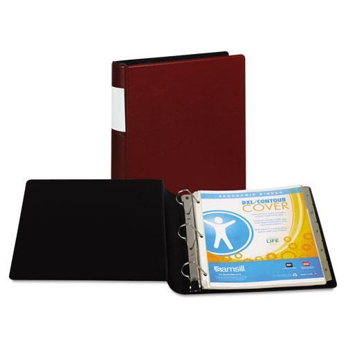 Contour Cover D-Ring Reference Binder