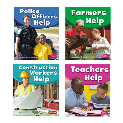 Our Community Helpers Package](Community Helper Books)