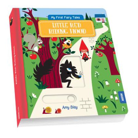 Little Red Riding Hood (Board Book)