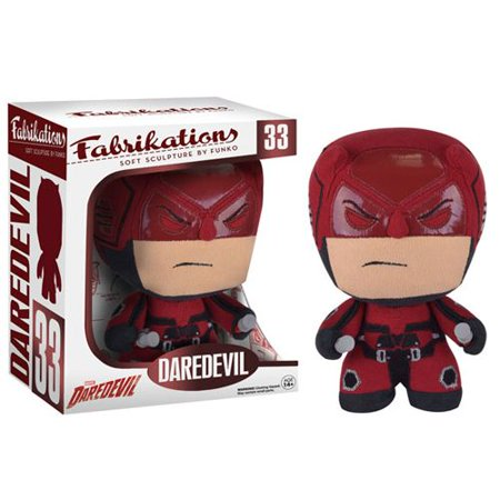 Funko FNK7586 6 in. Marvel Fabrikations Daredevil - image 1 of 2