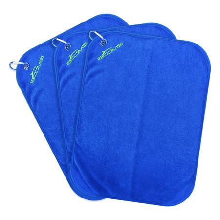 Booms Fishing Microfiber Bait Towel Fishing Towel ()