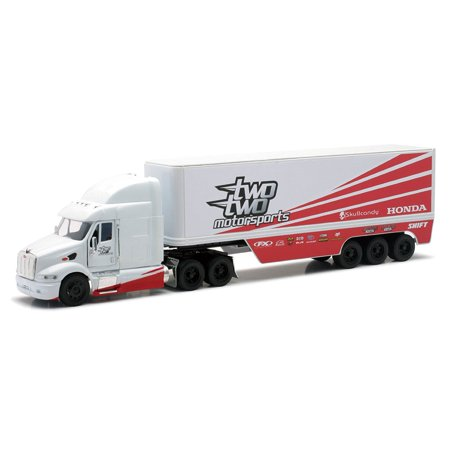 Team Ray Trucks >> New Ray 1 32 Scale Peterbilt 387 Twotwo Motorsports Team