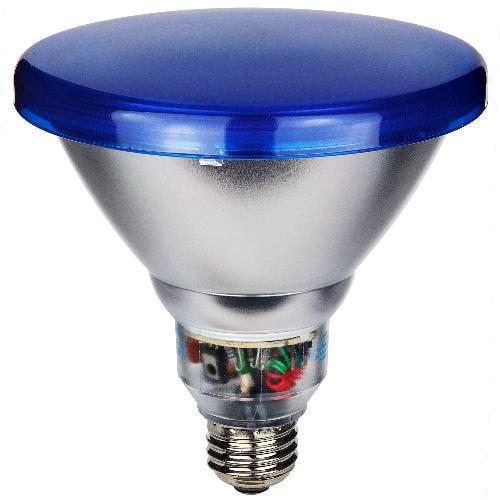 SUNLITE Blue CF SL23PAR38, 23 Watts Outdoor Floods Bulb