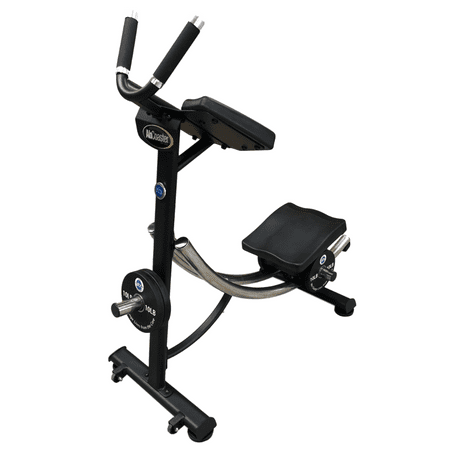 Ab Coaster CS1500, Ultimate Ab Workout, Six Pack Exercise Machine For Home As Seen On