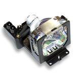 Original Philips / Osram Bulb Inside - OEM CANON LV-LP18 / 9268A001AA for CANON Projector Lamp with Housing