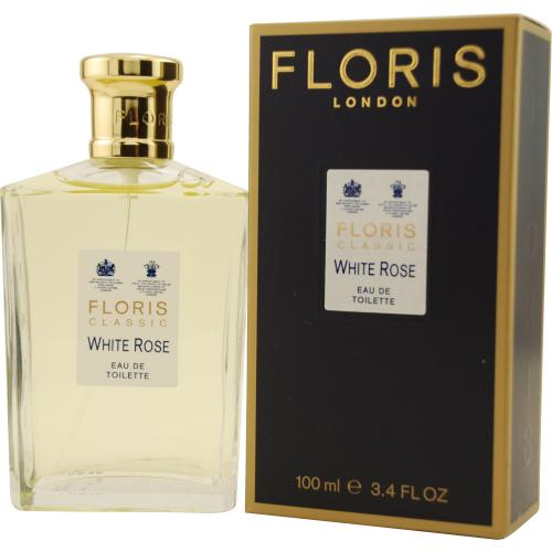 Floris Of London 3941559 Floris White Rose By Floris Of London Edt Spray 3.4 Oz