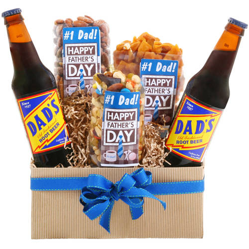 Alder Creek Nut's for Dad Father's Day Gift Basket
