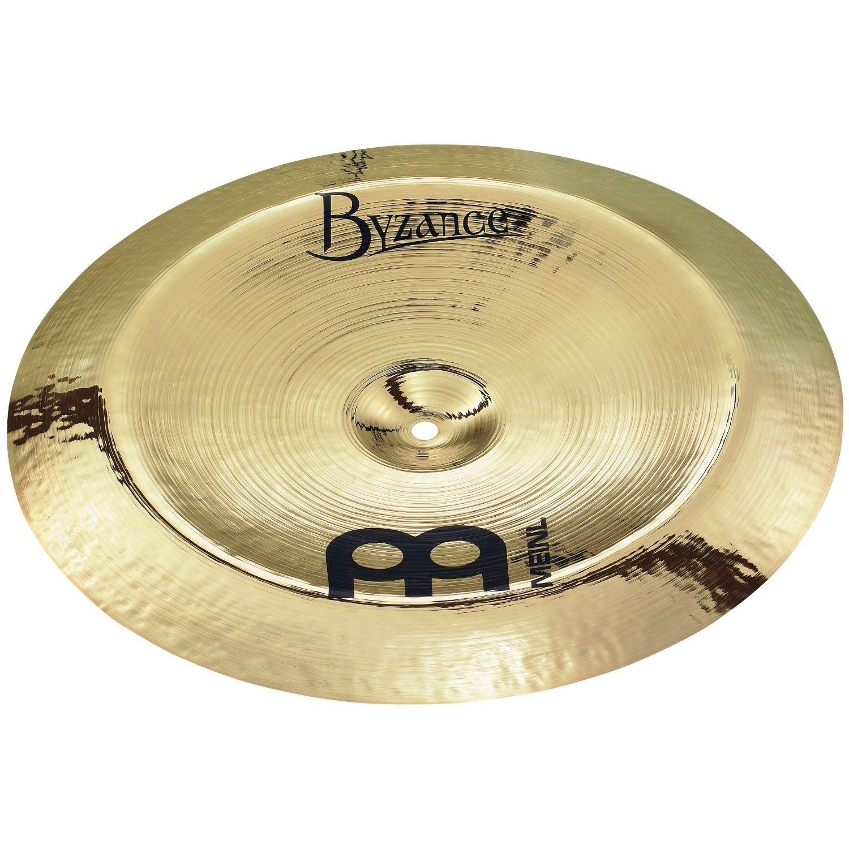 "Meinl Byzance Brilliant China Cymbal 18"" by Meinl"