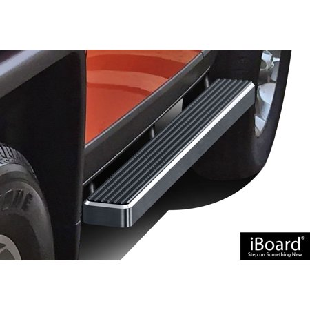 iBoard Running Board For Toyota FJ Cruiser SUV Compact