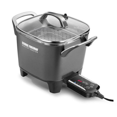 George Foreman Smart Kitchen 30-Cup Multicooker