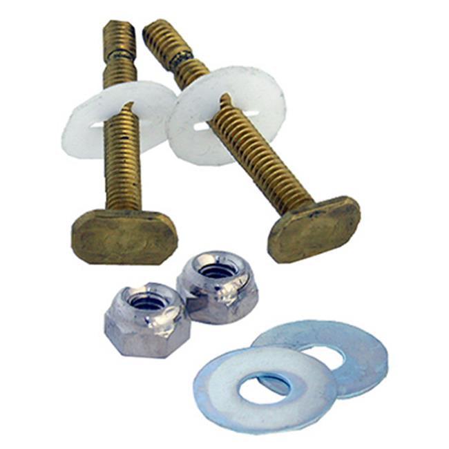 04-3647 EZ Snap Off Toilet Flange Bolt Kit, Pack of 6 - image 1 de 1