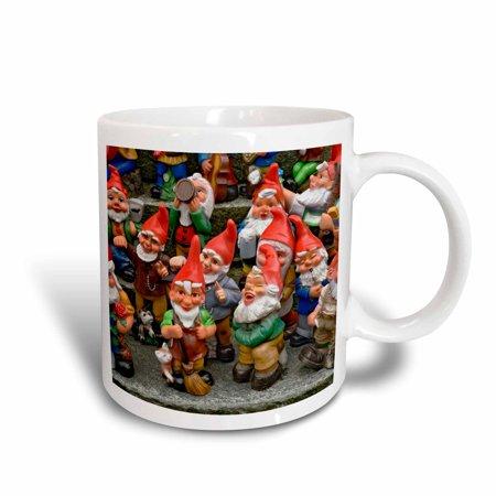 3dRose Gnomes souvenir shop, Appenzeller, Switzerland - EU29 AJE0029 - Adam Jones, Ceramic Mug, 11-ounce
