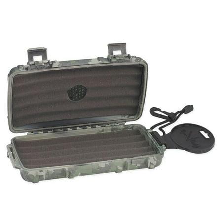 Cigar Caddy Waterproof Travel Humidors (10-40 Cigars)