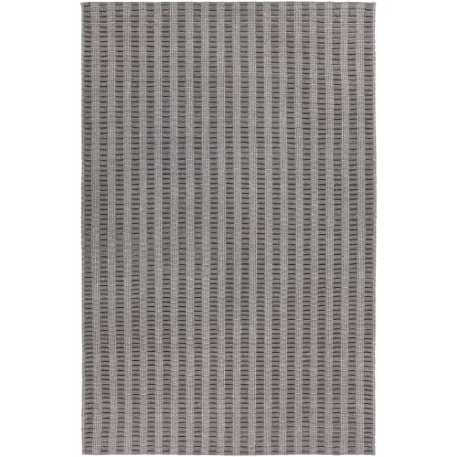Chandra Rugs GIS389-576 Gisela 5' x 8' Rectangle Wool Hand Woven Contemporary Ar