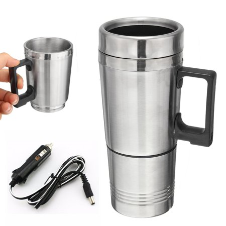 Fast Boiling 12v 300ml Portable In Car Heating Cup