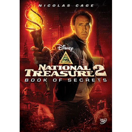 National Treasure 2: Book of Secrets (DVD) (Disney Treasures Annette)