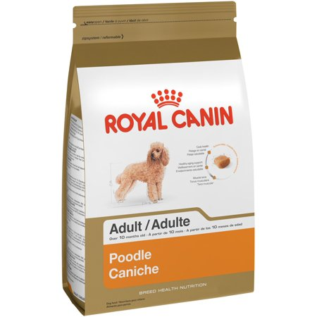 Royal Canin Breed Health Nutrition Poodle Dry Dog Food, 2.5 lb