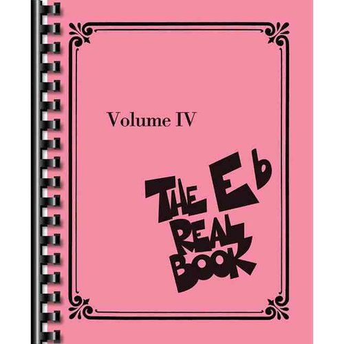 The Real Book: E-flat Edition