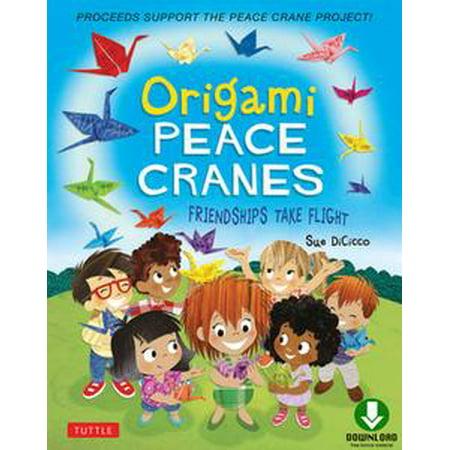 Origami Peace Cranes - eBook