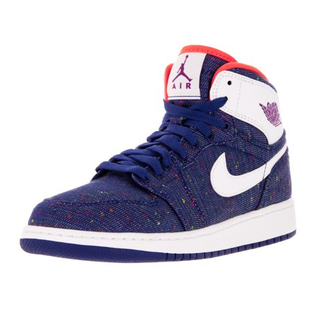 f70e4e96bed071 Jordan - Nike Jordan Kids Air Jordan 1 Retro High GG Basketball Shoe -  Walmart.com