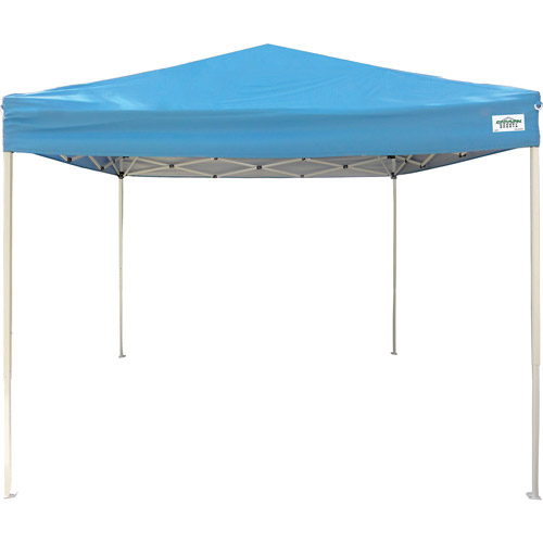 Caravan Canopy V-Series Pro 10' x 10' Instant Canopy, Blue
