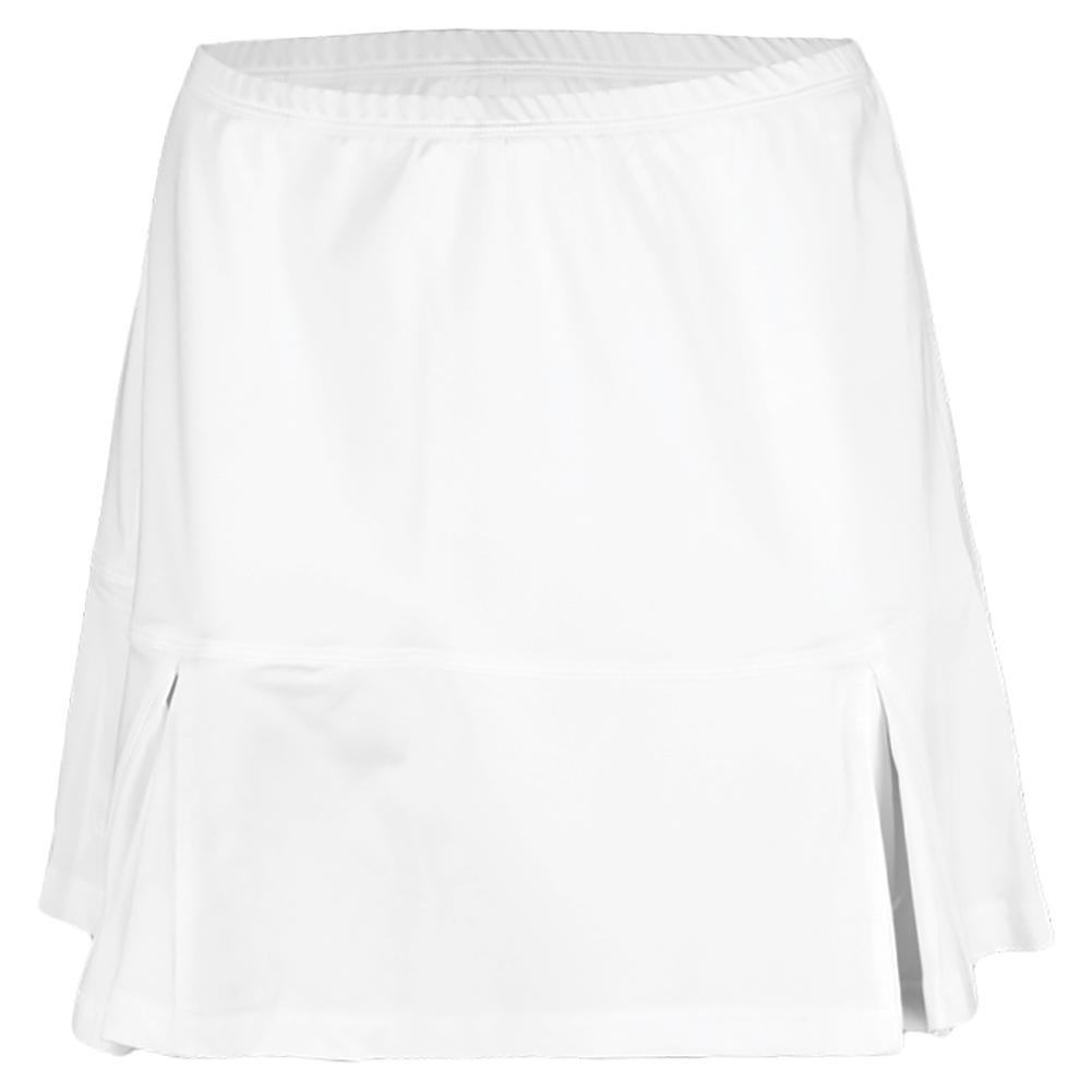 Bolle Womens Pop Art Pleated Tennis Skirt with Shorts