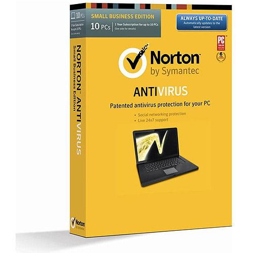 Norton AntiVirus 10 PCs (PC)