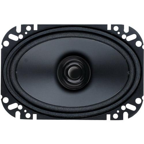 Boss Audio Audio BRS46 BRS Series Dual-Cone Replacement Speaker (One Speaker)