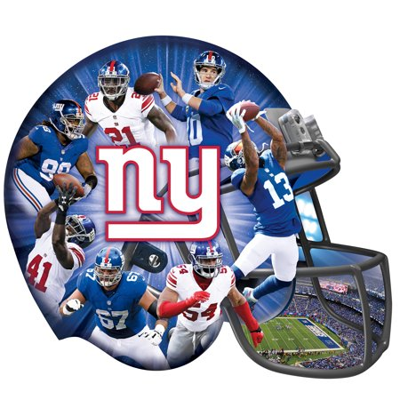 New York Giants 500-Piece Helmet Puzzle - No Size](Giants Helmet)