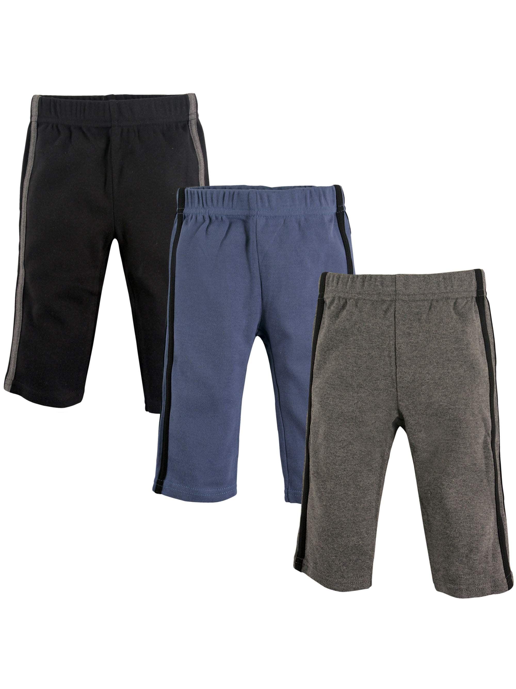 Boy Pants, 3-Pack