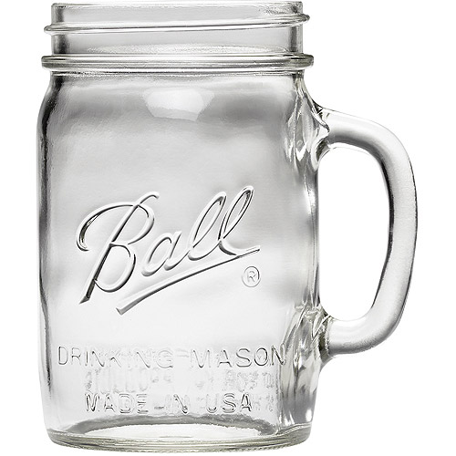 Ball Drinking Mug, 24 oz Single, Wide Mouth