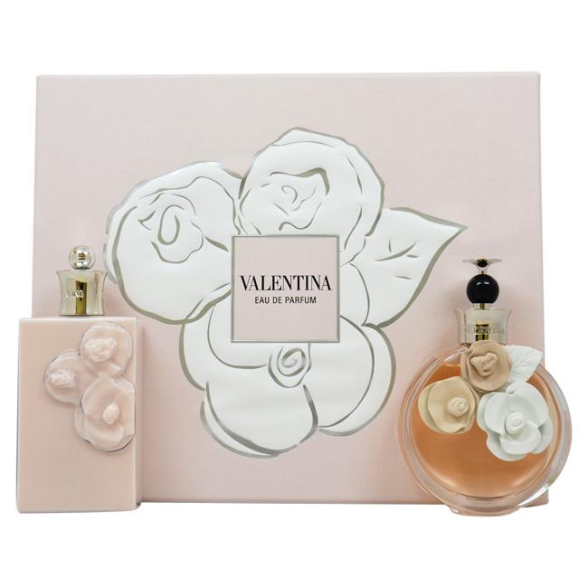 Valentina by Valentino for Women 2 Pc Gift Set 1.7oz EDP Spray, 3.4oz Body Lotion by Valentino