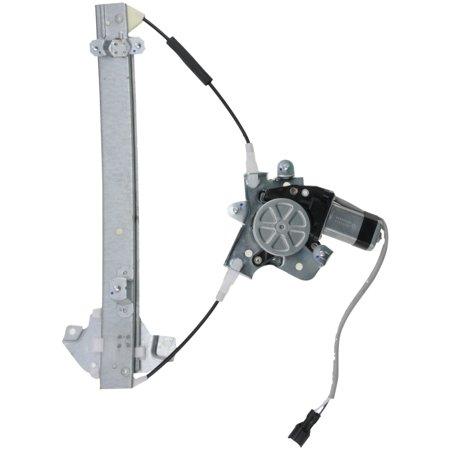(WL44121 Power Window Motor and Regulator for 96-00 Hyundai Elantra)