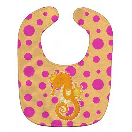 Beach Seahorse Baby Bib - Seahorse For Baby