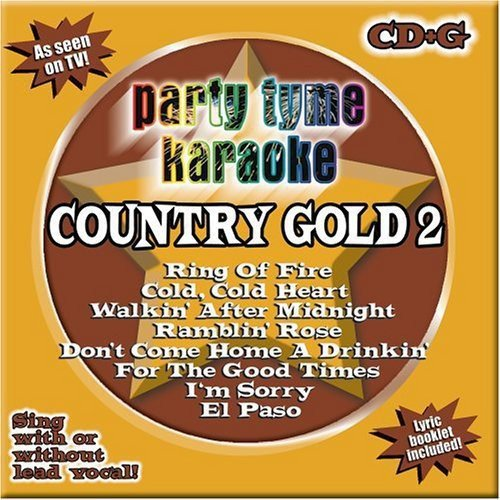 Party Tyme Karaoke: Country Gold 2