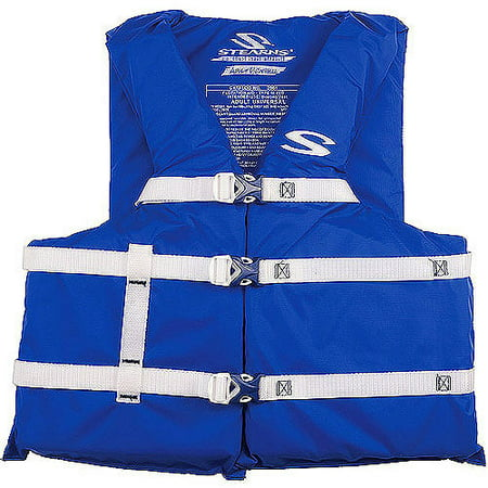 - Stearns Adult Boating Vest Universal