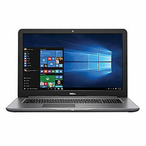 Dell Inspiron 17-5000 5765 17.3 Inch Notebook - Gray Note...