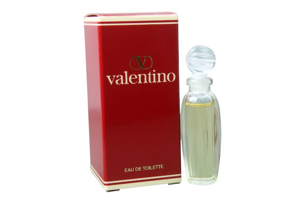 Valentino by Valentino for Women Miniature EDT Perfume Splash 0.13 oz. New in Box by Valentino