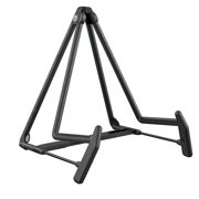 Heli2- Acoustic guitar stand/ Black