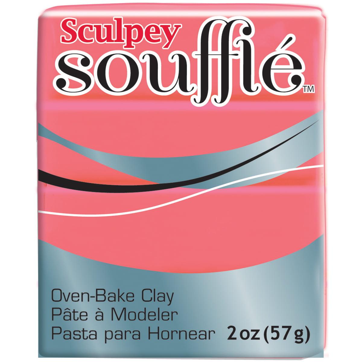 Sculpey Souffle Clay 2oz-Mai Tai
