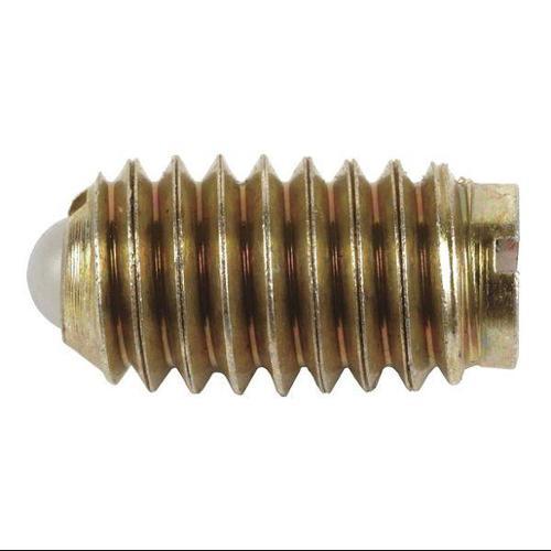 TE-CO 53806X01 Plunger w/o Locking, Ball, 1/4, 17/32, PK5