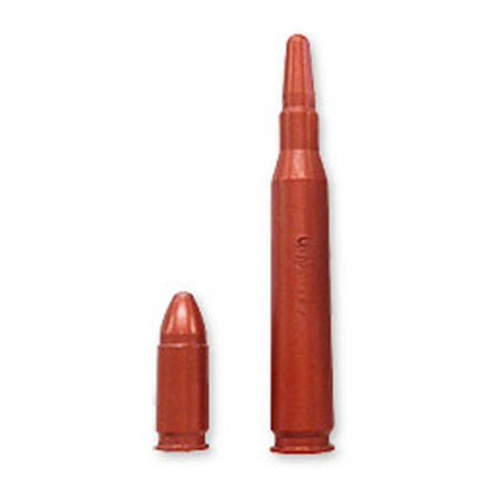 - Carlson's Choke Tubes Rifle and Pistol Snap Caps, .38 Special, 6-pack