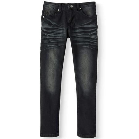 Youth 5 Pocket Jeans - Sovereign State 5 Pocket Fashion Skinny Jeans (Big Boys)