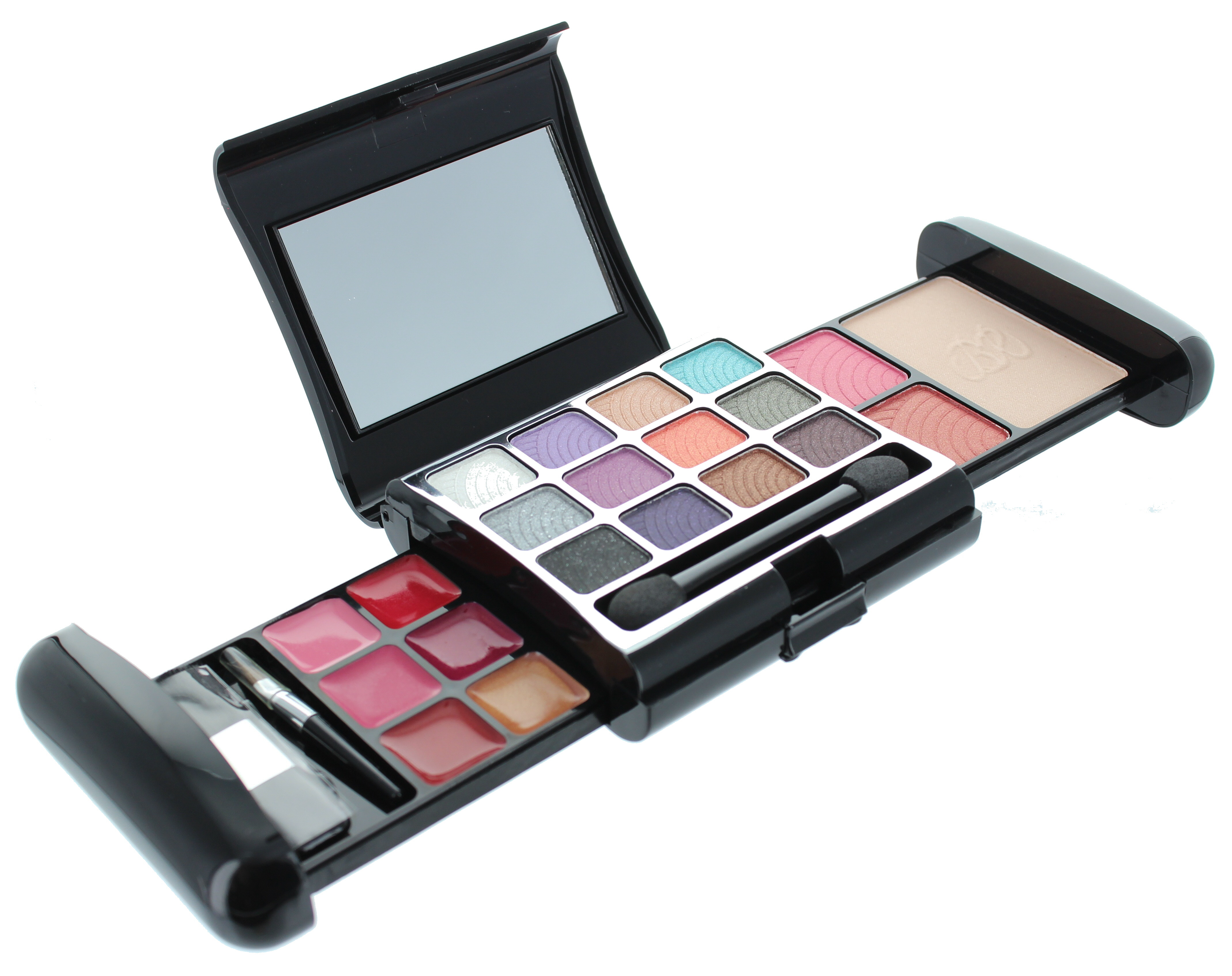 makeup kits for little girls. br travel size eyeshadow makeup kit 0.5 oz kits for little girls