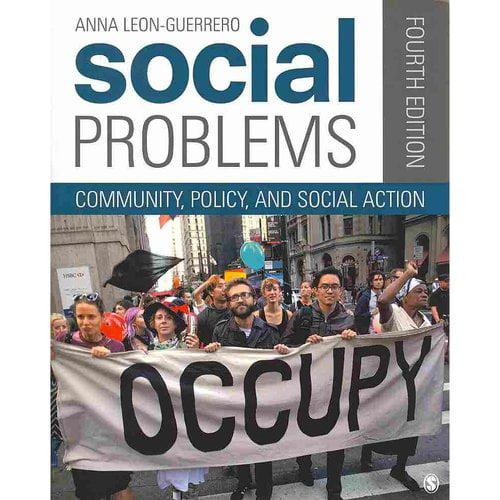 Bundle: Leon-Guerrero: Social Problems, 4e + Leon-Guerrero: Social Problems Interactive Ebook, 4e