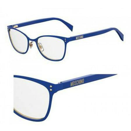 Moschino MO Mos511 Eyeglasses 0PJP Blue