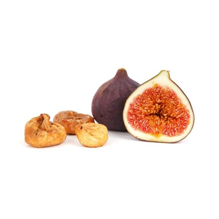 - Canvas Print Food Dried Half Fruit Cut Fresh Fig Diet Stretched Canvas 10 x 14