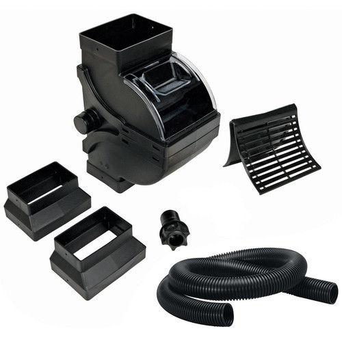 Fiskars 59626935 Rain Barrel Diverterpro Kit